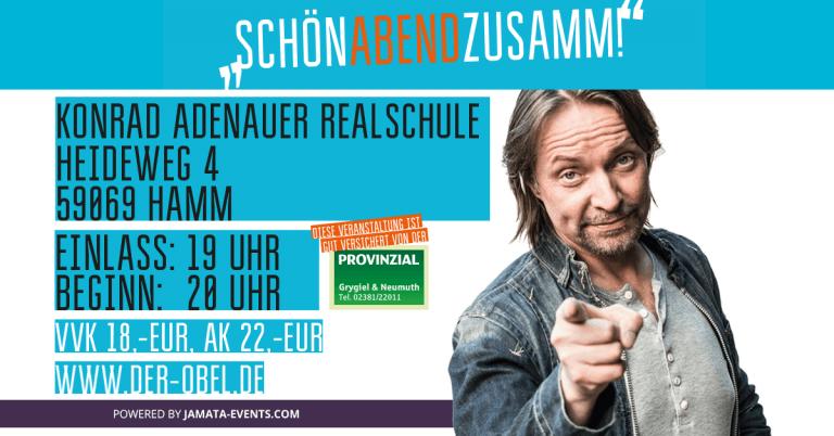 SchönAbendZusamm! @ 59069 Hamm | Konrad-Adenauer-Realschule