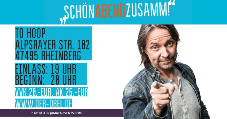 SchönAbendZusamm! @ to hoop